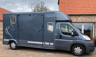 Peugeot Boxer Horse Transporter
